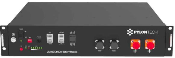 Pylontech US2000 Battery